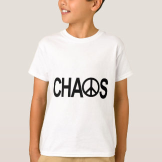 Peace and Chaos T-Shirt