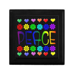 Peace and Flowers Gift Boxes