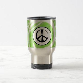 Peace and Harmony Travel Mug