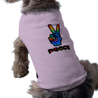 Peace and Love Pet Tee