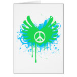 Peace And Love Greeting Cards