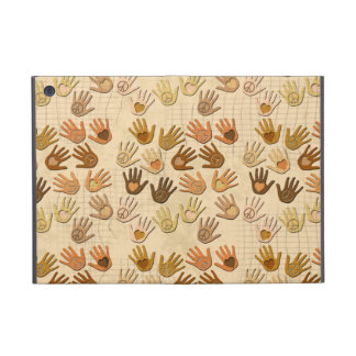PEACE AND LOVE IN HANDS iPad MINI CASE