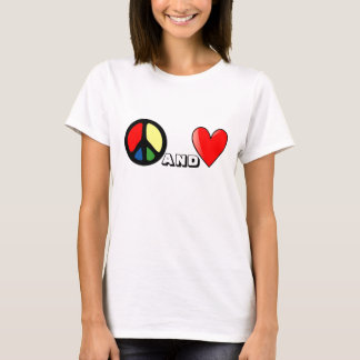 Peace and Luv T-Shirt