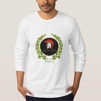 Peace and Molon Labe T-Shirt