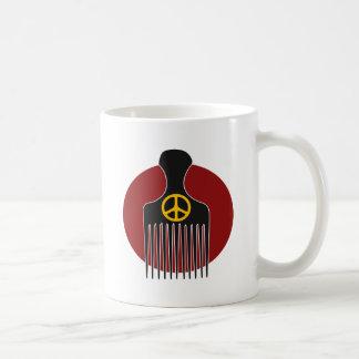 Peace and Nappyness Coffee Mug