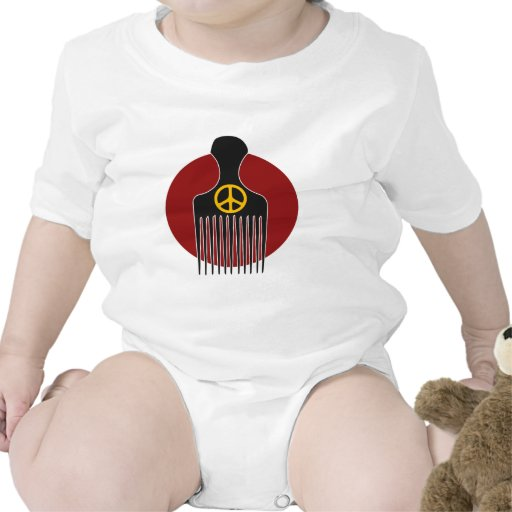 Peace and Nappyness T-shirts