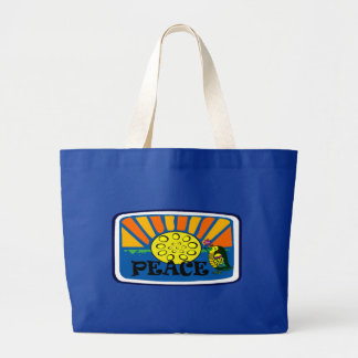 Peace and Pan Tote