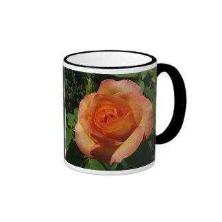 Peace and Peach Roses Mug