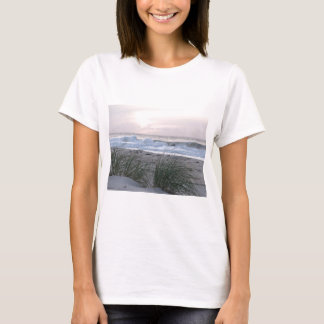 Peace and Quie tBeach T-Shirt