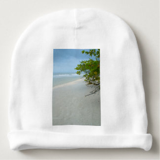 Peace and Quiet at Sanibel Island Baby Beanie