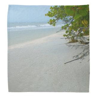 Peace And Quiet On Sanibel Island Bandana
