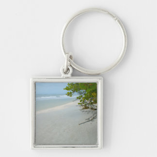 Peace And Quiet On Sanibel Island Keychain