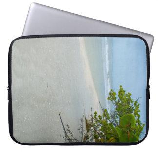 Peace and Quiet on Sanibel Island Laptop Sleeve 15