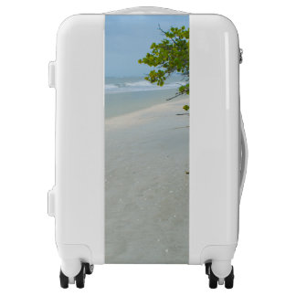 Peace And Quiet On Sanibel Island Luggage