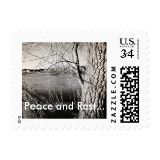 Peace and Rest Postage