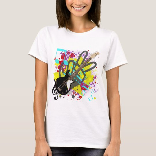 Peace and Rock & Roll T-Shirt