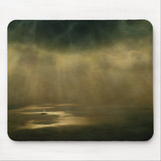 Peace and Solitude. Mouse Pad