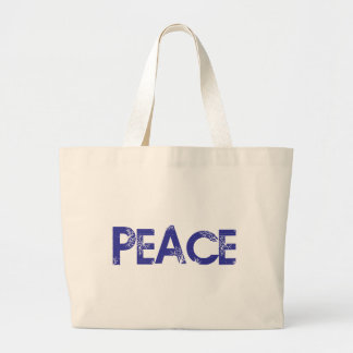 Peace And Trees Bag