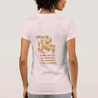 PEACE and US Shirts