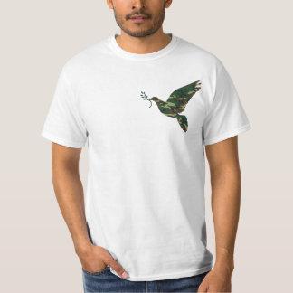 Peace and War Shirts