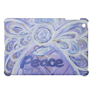Peace Angel iPad Case