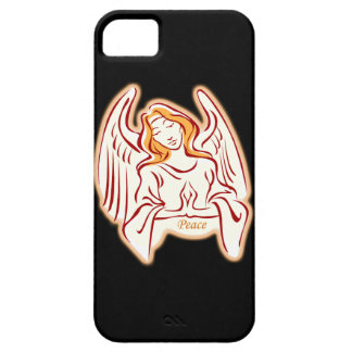 Peace Angel iPhone 5G Case