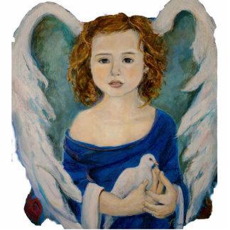 Peace Angel Photo Sculpture