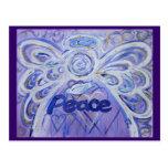 Peace Angel Postcard