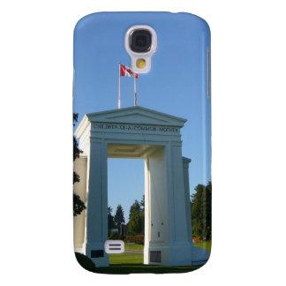 Peace Arch - Washington-BC Border Samsung Galaxy S4 Cover