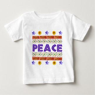 Peace Art Baby T-Shirt