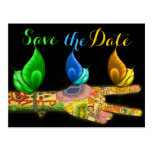 Peace Art - Save the Date - copyright Sharon Rhea Postcards