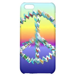 Peace Art Symbol iPhone 5C Case