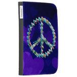 Peace Art Symbol Kindle Keyboard Case
