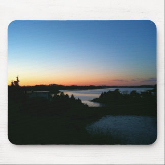 Peace at Day's End Mouse Pad