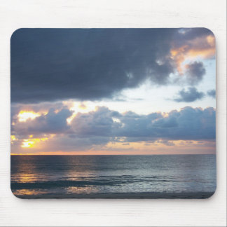 Peace at Sunrise on Delray Beach mouse pad