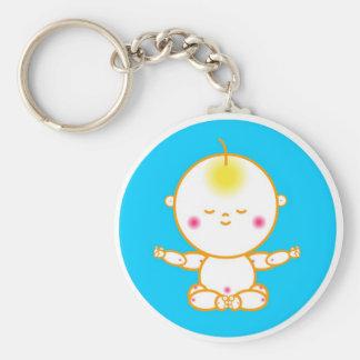 PEACE BABY Keychain