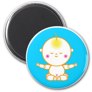 PEACE BABY Magnet