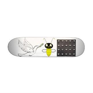 Peace Be Still Skateboard