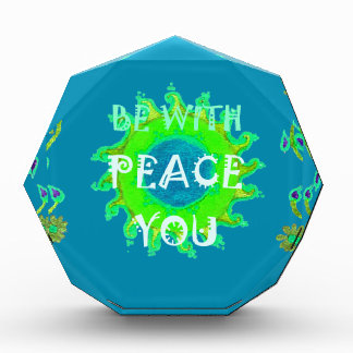 Peace Be With You Always Award