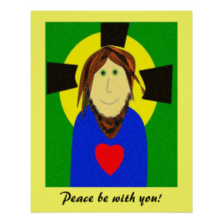 Peace Be With You! Poster