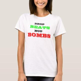 Peace beats Graphigh T-Shirt