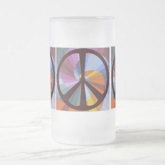 Peace Beer Mug