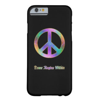 Peace Begins Within iPhone 6 Case