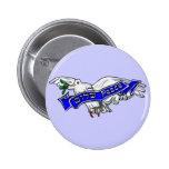 Peace Bird Pin