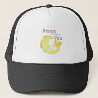 Peace Bird Trucker Hat