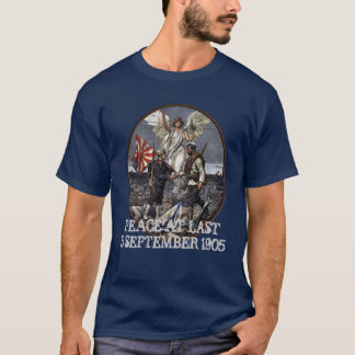 Peace Blesses the Peacemakers T-Shirt