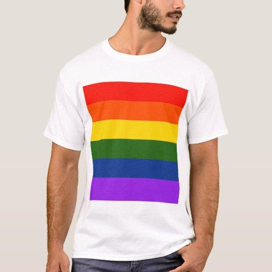 peace blue flag T-Shirt