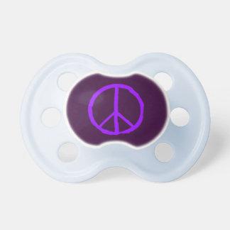 Peace BooginHead Pacifier