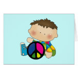 Peace - Boy Tshirts and Gifts Card