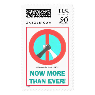 Peace & Brotherhood stamp Now More Than Ever! (lg)